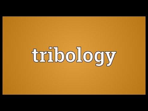 Header of tribology
