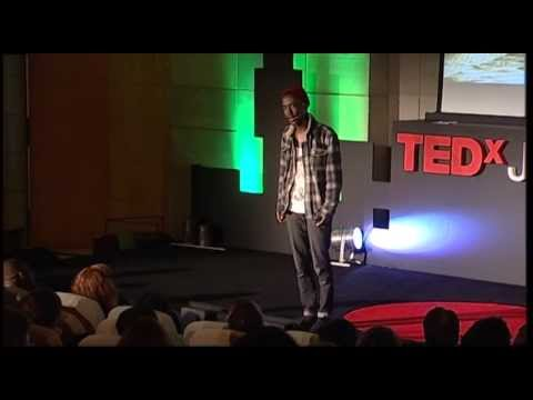 I just killed the movie executive: Sibs Shongwe La Mer at TEDxJohannesburg 2013