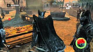 Assassins Creed Revelation Mission 33 Honor Lost and Won 100% Synch PC