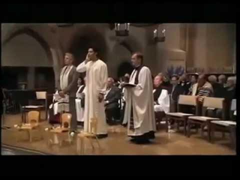Satu Rahmat: Azan Berkumandang di Gereja