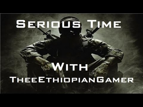 Gamer Girls, Dere Types -  Serious Time w/ TheeEthiopianGamer ep 6
