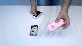 IPHONE 5 MİNNİE MOUSE DİSNEY SERİSİ KAPAK