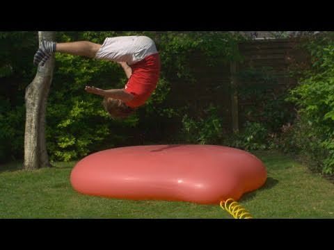 Giant 6ft Water Balloon - The Slow Mo Guys - Download it with VideoZong the best YouTube Downloader