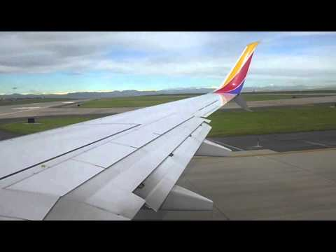 HEART LIVERY!! Southwest Airlines 737-800 FULL FLIGHT (Denver,CO to Los Angeles,CA)