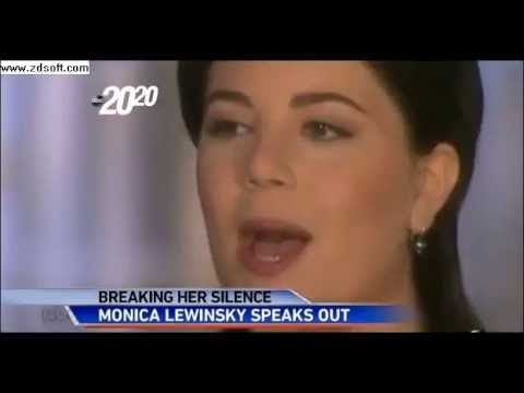 Monica Lewinsky Breaks Her 10 Year Silence