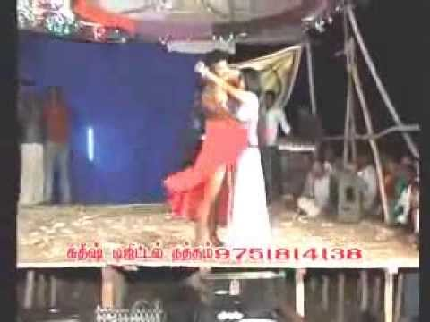 Tamil Hot Record Dance | Tamil Dance Performance On Stage video