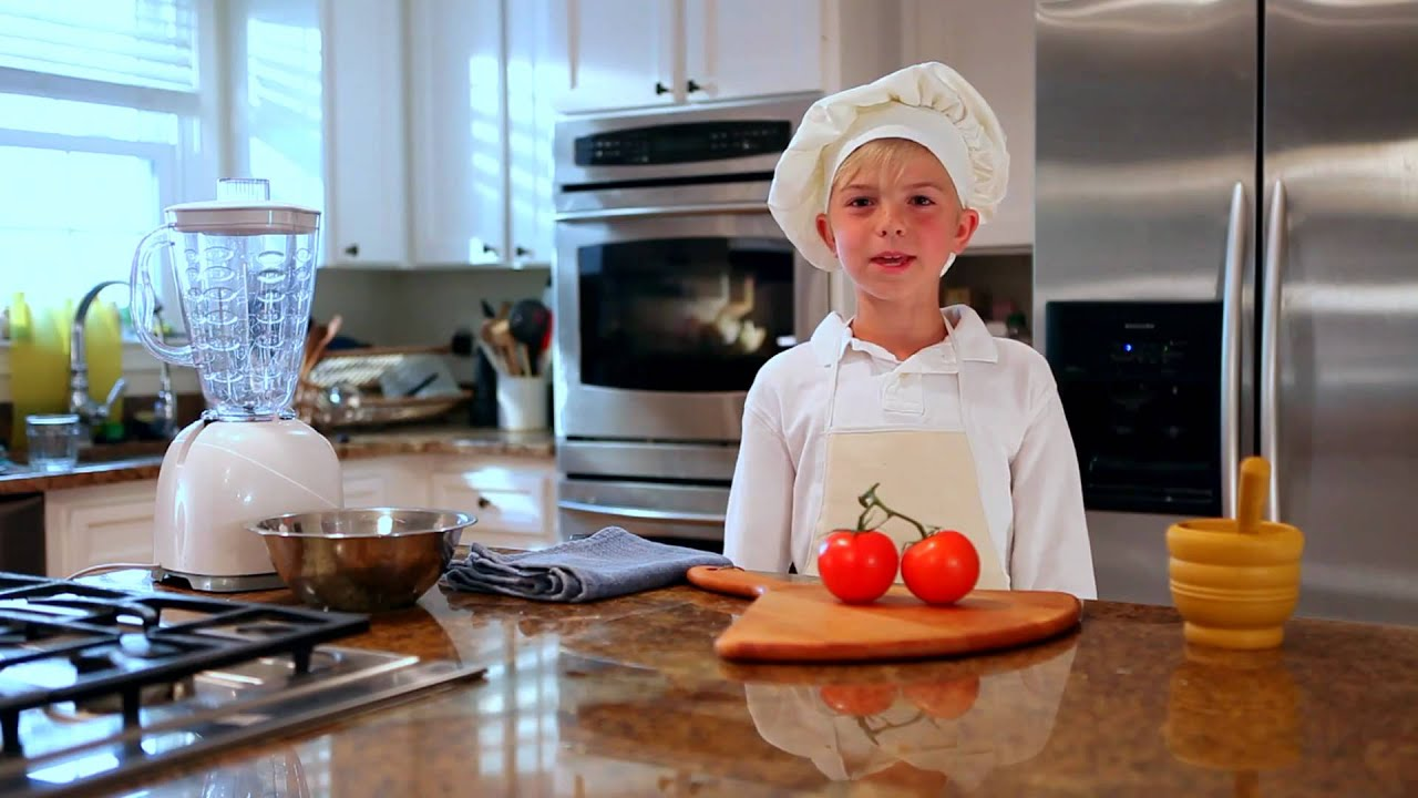 Kid Cooking Recipes Youtube