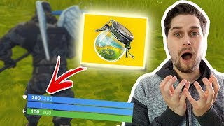 JE KAN 200 SHIELD IN FORTNITE KRIJGEN?! - Fortnite Battle Royale (Nederlands)