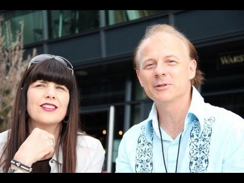 PROBYN GREGORY (The Beach Boys) Interview on Caroline-up