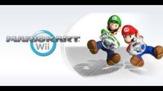 Mario Kart Wii Chill Stream - MeleeMan 14 - 6/20/19