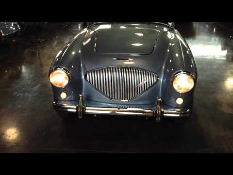 Test Drive: 1954 Austin-Healey for sale at the Sun Valley Auto Club