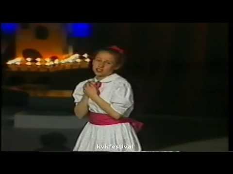 Kinderen voor Kinderen Festival 1990 - Ik ben verliefd