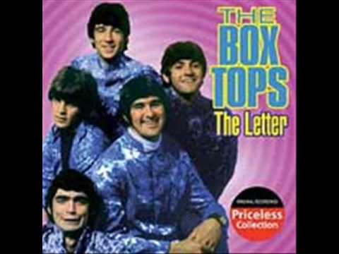 Box Tops - Sweet Cream Ladies