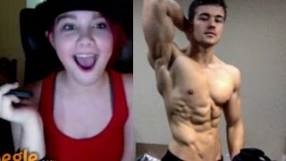 Aesthetics on Omegle: You can't be real? Mo Samuels