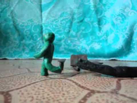 Змей против чела