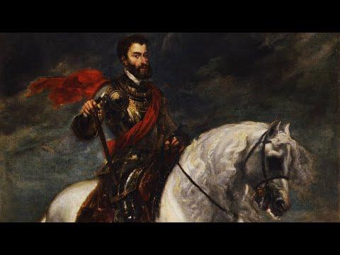Salve a Tutti, è qui con voi Otto von Bismark con un nuovo videuzzo. Oggi analizzeremo in sintesi estrema l'impero di Carlo V e la situazione geopolitica del...