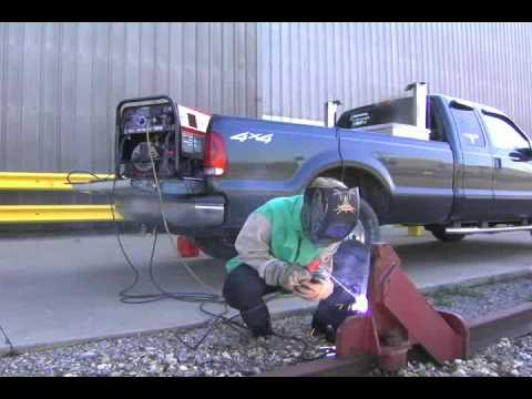 Outback® Engine Driven Welders