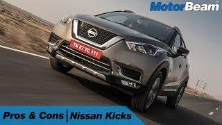 Nissan Kicks - Good & Bad In Hindi | MotorBeam हिंदी