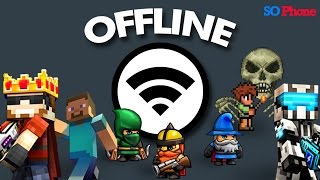 Top 5 Juegos Multijugador OFFLINE via Wifi Local!! - Android