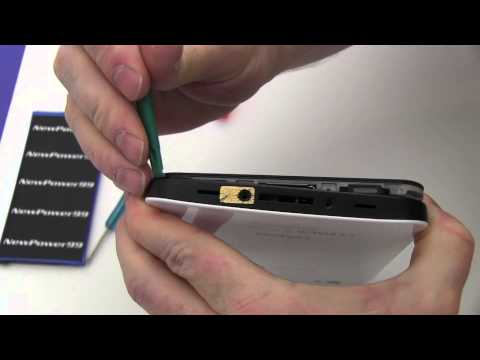 How To Replace Your Samsung GALAXY Tab 7.0