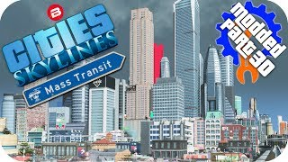 Cities Skylines Gameplay: SIPATEA CITEA TOUR!!! Cities: Skylines Mods MASS TRANSIT DLC Part 30