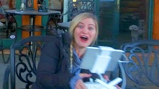 DRONE TO FACE!!! | iJustine