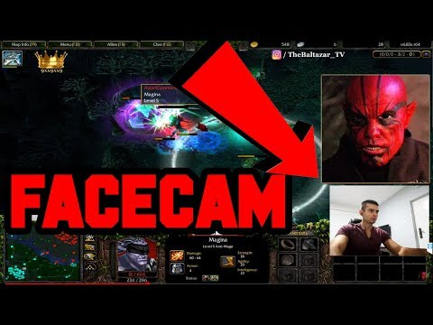 DOTA TheBaltazarTV - FACECAM FIRST TIME | (Education Link in Description)