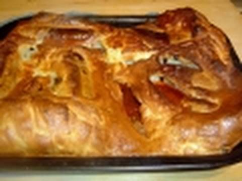 Toad in Hole recipe how to make yorkshire pudding batter sausages puddings food cooking christmas