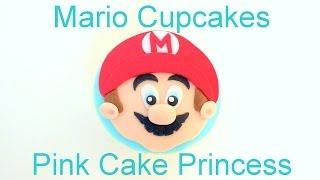 How to Make Mario Kart Cupcakes - A Collaboration with Miki