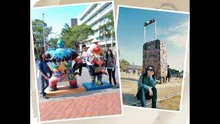 【回台灣之旅 #5】Visiting Kaohsiung attractions~~ :)