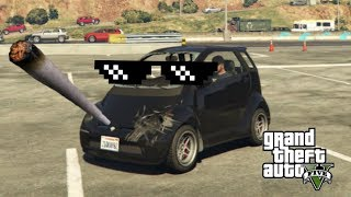 GTA 5 FAILS & WINS #16 GTA 5 Free Driving & Thug Life
