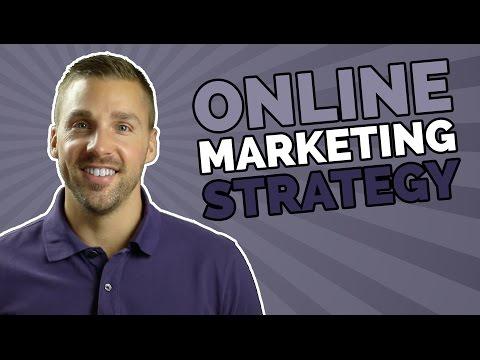 Online Marketing Strategy (Digital Marketing Strategies)
