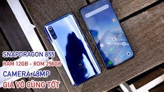 Phân tích chi tiết Xiaomi Mi 9 và Xiaomi Mi 9 Transparent Edition GIÁ QUÁ RẺ