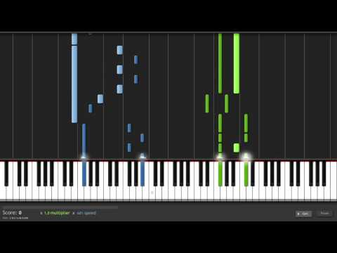 How to Play Lights by Ellie Goulding on Piano Music Videos