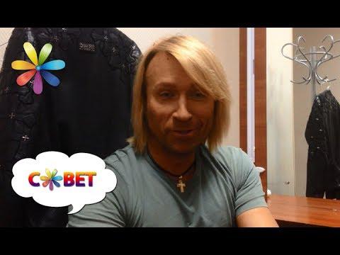 Певец Олег Винник рассказал о правильном питании, если занимаешься спортом