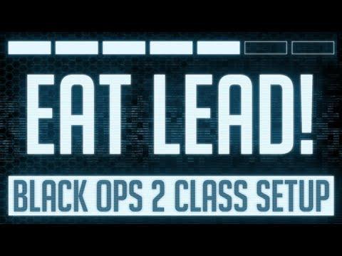Eat Lead! : Black Ops 2 Skorpion EVO Class Setup