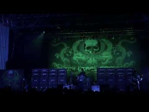 Black Label Society - Godspeed Hell Bound (Live at Arenele Romane, Bucharest, Romania, 27.07.2015)