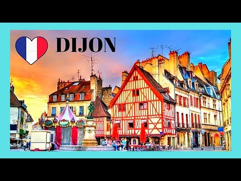 Dijon (France), a walking tour