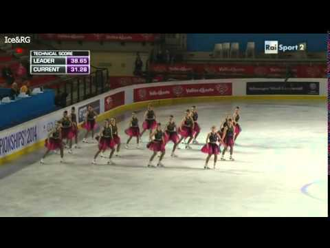 Marigold Ice Unity (FIN 1) SP Synchro Worlds 2014