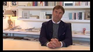 Intervista a  Brunello  Cucinelli . Una produzione di Tef Channel can.836 sky streaming