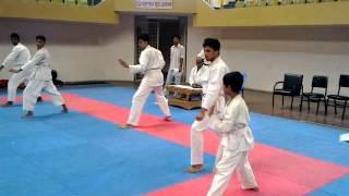 Irfan Karate Indoor Stadium Mirpur Dhaka Bangladesh