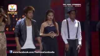 The Voice Cambodia - Live Show 2 - ភ្លេចសន្យាសាយ័ណ្ហ - ឆាយ សុវី