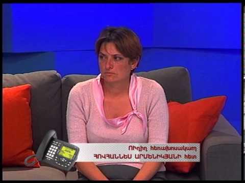 Kisabac Lusamutner eter 18.06.13  Adamande Tikine