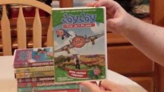 Kiana's Jay Jay The Jet Plane DVD Collection!