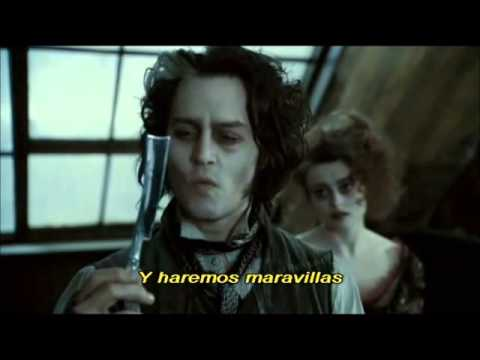 Sweeney Todd - My Friends - Sub Español video