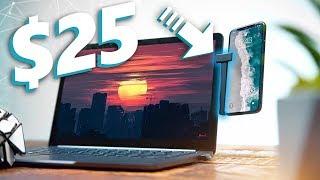 Cool Tech Under $25 - July!
