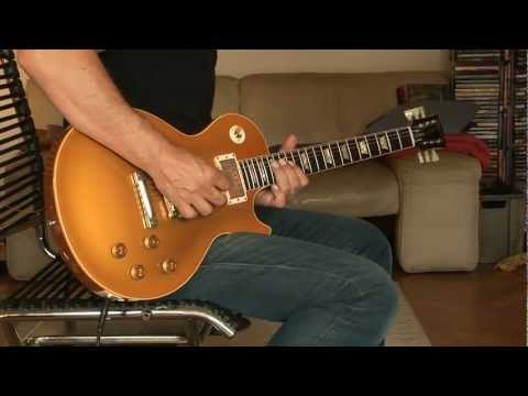 2012 Gibson Les Paul Custom Shop Lee Roy Parnell Signature 1957 Reissue Goldtop Part3