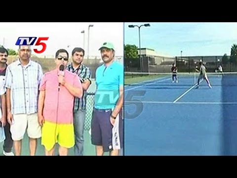 Sports Community Held Tennis Competition | NATA Convention | USA | TV5 News