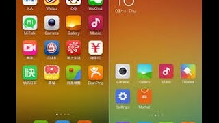 Miui V6, Review a fondo| Descargar Miui v6
