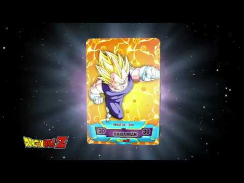 DragonBallZ Lamincards Super 3D Special Edition